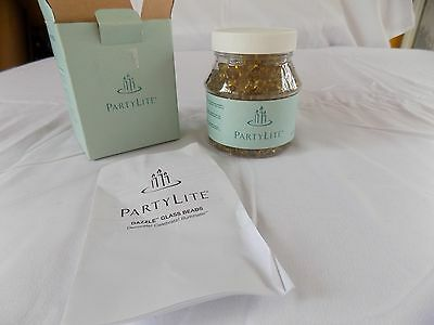 Partylite Gold Dazzle Beads # P8724 - NEW IN BOX