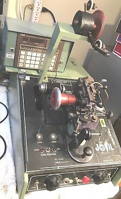 JOVIL Manufacturing  JV100-B  transformer Wire Coil Winding Machine USA made