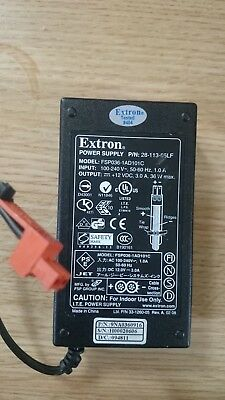 Genuine Extron 28-113-05LF Power Supply