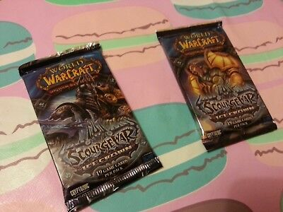 World of Warcraft : Double Booster La Couronne de Glace FR *NEUF*