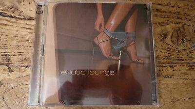 Erotic Lounge - Diverse Interpreten - Doppel CD