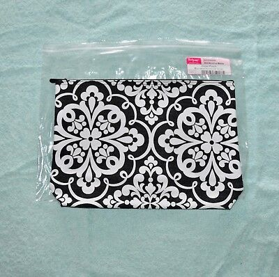 NEW Thirty One Zipper Pouch Medallion Medley