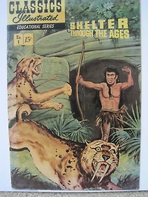 Shelter Through the Ages Classics Illustrated Giveaway
