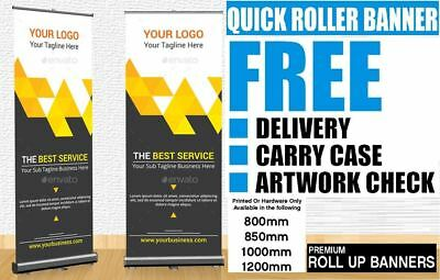 Exhibition Trade Show Roller Banner Display Stand / Pull / Roll up Sign