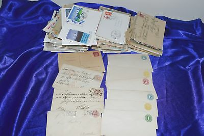 Germany 331 Piece Collection of Covers & Mint Postal Stationery Includes a good