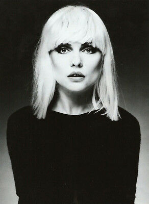Debbie Harry UNSIGNED photograph - L2957 - In the 1980s - NEW IMAGE!!!
