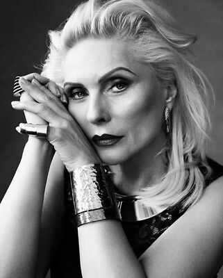 Debbie Harry UNSIGNED photograph - L2970 - May 2013 - NEW IMAGE!!