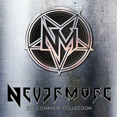 Nevermore - The Complete Collection Box-Set NEU & OVP