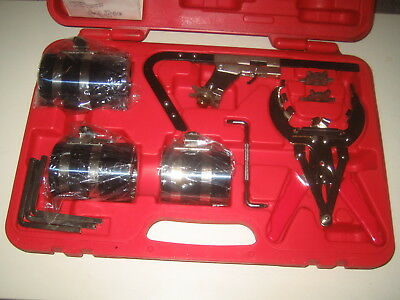 Piston Ring Compressor Expander Service Repair Cleaning Tool Kit Set