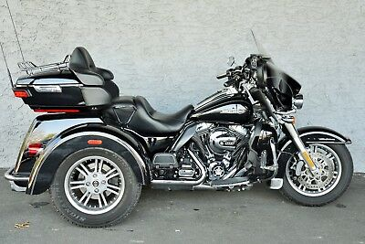 2014 Harley-Davidson Touring  2014 HARLEY DAVIDSON RUSHMORE TRI-GLIDE TRIKE WAY BELOW VALUE