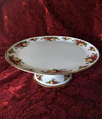 Royal Albert LARGE 31cm Old Country Roses Cake Stand