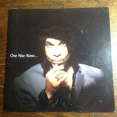 Prince 2002 One Nite Alone... World Tour Concert Program Book / Ex 2 Nmt