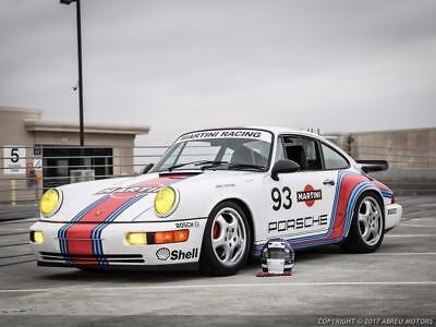 1993 Porsche 911 RS America / Martini Racing Track Ready - Brand New Martini Wrap - Fully Inspected - No Leaks! Fantastic RS!