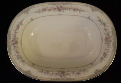 NORITAKE SHENANDOAH OVAL VEGETABLE SERVING BOWL DISH PERFECT 9729 Perfect