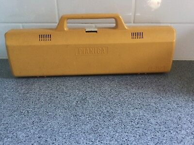 Vintage Pianica P-25D Made In Japan 25 Keys In Original Case With Mouthpiece