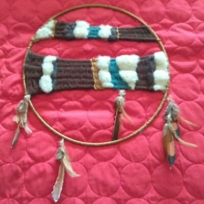Hand Crafted / Hand Made Dream Catcher