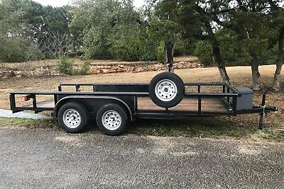 2016 16 Foot Utility trailer