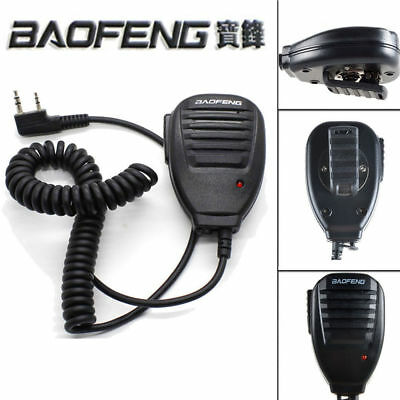 Baofeng BF-S112 Two Way Walkie Talkie Radio Handheld Speake For UV-5R/888S/V2 KY
