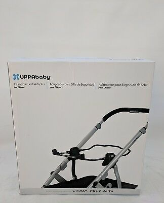 UPPAbaby Cruz & Vista 2015 and later Chicco Car Seat Adapter