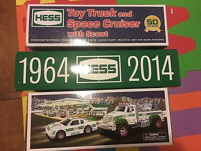 hess truck 2011 2014 2014 TRUCK LIMITED#EDITION 3pc lot of #1