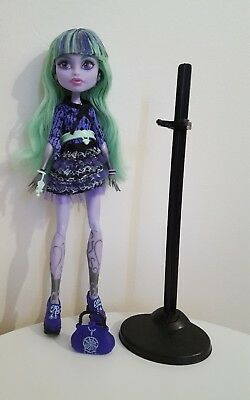 Twyla Boogeyman Monster High Doll First Wave Original Outfit Gorgeous Doll