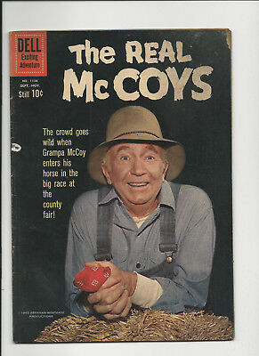 Neat 1960 The Real Mccoys Comic Book #1134