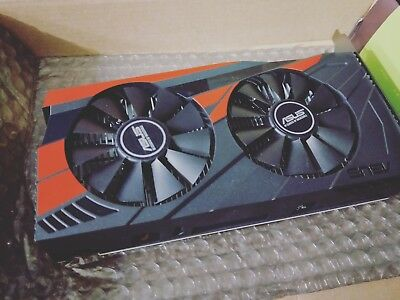 (Used) Asus nVidia GeForce GTX 1050 2GB OC Graphic card (Not damaged or burnt)
