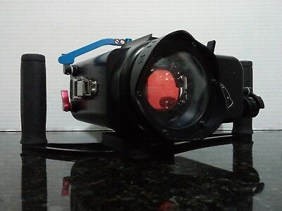GATES Underwater Housing for Sony HDR-CX700 Camera