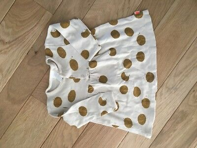 Robes Tinycottons t.6-12 mois