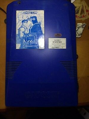 X MEN VS STREET FIGHTER used cps 2 B-board JAMMA PCB CAPCOM untested but clean