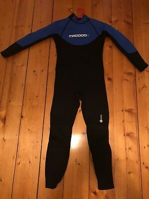 Children's Long-sleeved Wetsuit