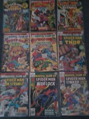 Marvel Team-Up Vol.1 (103 issues + Annuals 1-7