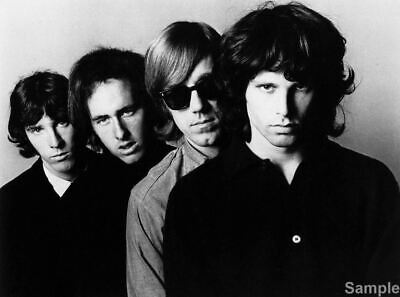The Doors Jim Morrison Rock Band 10x8 Glossy Music Photo Print Picture