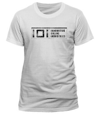 Ready Player One 'IOI Industries' T-Shirt - NEW & OFFICIAL!