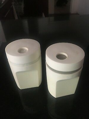 Tupperware - Salt and Pepper Shakers - Pre-Owned