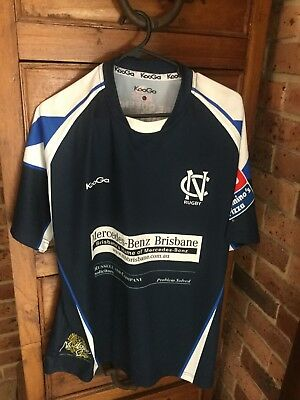 Nudgee Kooga Rugby shirt size L