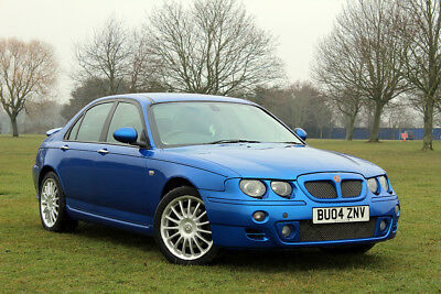 04 Mg Zt 2.5 V6 190+ Low Miles Full History Owned By Member Of Mg Club Rover 75