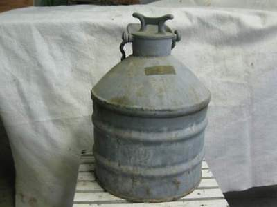 Antique Railroad Oil Can