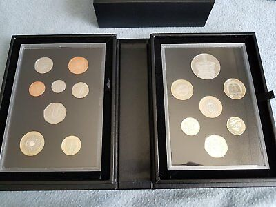 2013 Royal Mint Collector Edition 15 Coin Proof Set