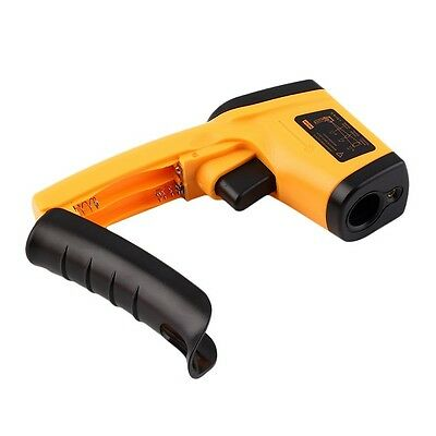 LCD Handheld Digital Thermometer Temperature Gun Infrared Non-Contact Tool