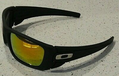 Oakley FUEL CELL Sunglasses Black or Red