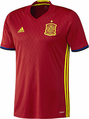 Spain Euro 2016 Football Shirt, Home, New, All Sizes!