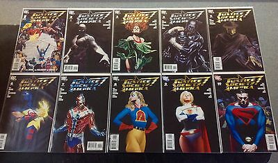 Justice Society of America #1-26 + Kingdom Come Specials & Annual #1 ROSS CVRS!