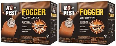 Pack of 2 Spectrum HG-41286 Insect Killer, 2 oz Fogg Pyrethroid Spray