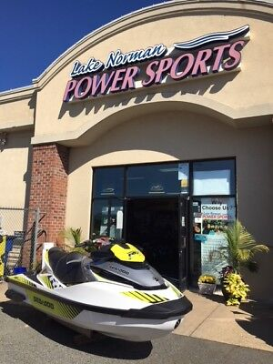 2017 Sea-Doo RXT-X 300 Used low hours warranty excellent condition fresh water