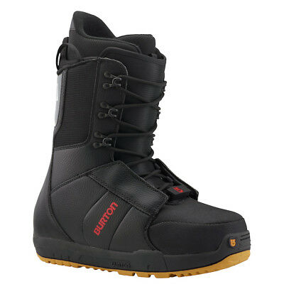 Burton Progression Snowboard Boot Men - Black Red