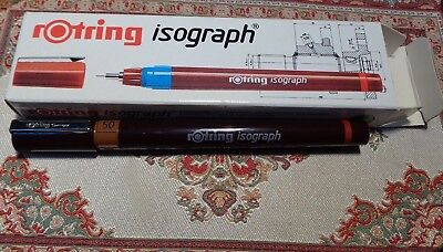 rOtring  Isograph Tuschefüller 0,5 mm