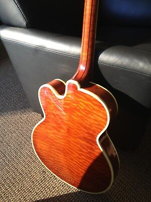 Gibson Citation archtop custom shop super 400