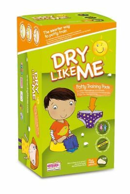 Dry Like Me Original Potty Training Pads 18 x 4 Pack (Total of 72 Pads)