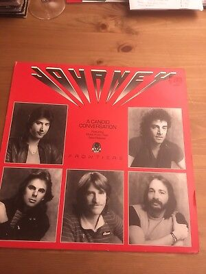 Journey A Candid Conversation Very Rare Interview Album